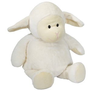 64575: Embroider Buddy CC71090 Lambton Lamb 16 inch Embroidery Blank
