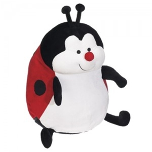 "64581: Embroider Buddy EB71096 CC71096 Landy Ladybug Red, 16"" inch Embroidery Blank"
