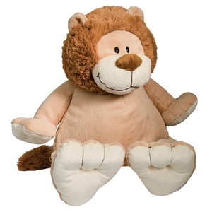 64583: Embroider Buddy CC71097 Rory Lion 16 inch Embroidery Blank with Stuffing