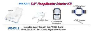 Mighty Hoop PR-Kit 1