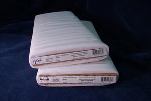 "Bosal 328 Fusible Tricot Knit Fabric Lightweight Interfacing Underlining White 20"" Inch x 25 Yard Bolt"