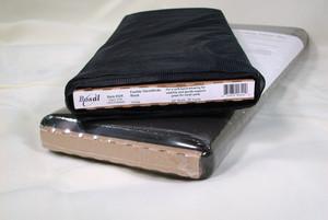 "Bosal 329 - Fusible Tricot/Knit in Black - 20""x25yard Bolt"