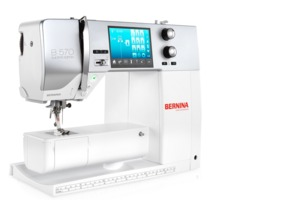 Bernina 570QE Demo Quilter's Edition 642 Stitch Quilters Edition Sewing Quilting Machine, BSR Stitch Length Regulator, Optional Embroidery Module