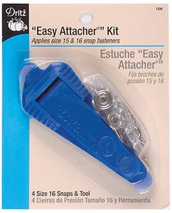Dritz D16K Gripper Snap Easy Attacher Kit