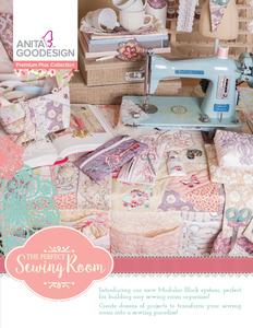 64934: Anita Goodesign PRPL08 Perfect Sewing Room Premium Plus Edition CD
