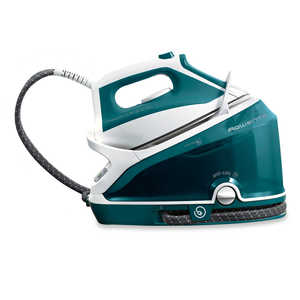Rowenta DG7530 Compact Steam Generator Ironing Station, iron, fabric, garment, care