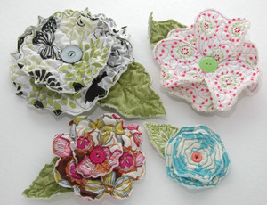Embroidery Garden #19 - Layered Mega Flowers Set Embroidery Designs on CD