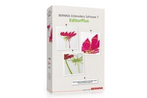 63857: Bernina 033882.70.00 Embroidery Software 7 Editor Plus