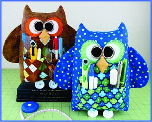 Susie C Shore Designs ST-1232 Handy Who Sewing Pattern