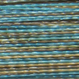 Isacord Variegated Multicolor Embroidery Thread 9978 Egyptian Turquoise  2579-9978 Polyester 1000m Spool