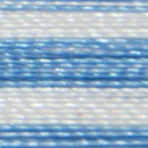 Isacord Variegated Multicolor Embroidery Thread 9603 The Blues  2579-9603 Polyester 1000m Spool