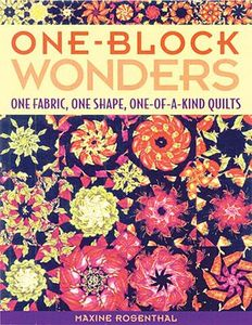 65897: C&T Publishing 5623A One-Block Wonders Quilting Designs Book