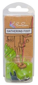 Eversewn 006917008 Sparrow Gathering Shirring Foot, Low Shank All Metal Screw On