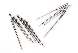 66293: Grace 135x5 Qnique Longarm Quilting Machine Needles 10Pk, Size 16 or 18