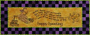 Claudia's Creations HH00201 Happy Haunting  Embroidery Design Pack