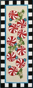 66321: Claudia's Creations PC60982 Peppermint Candy Embroidery Designs CD