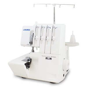 Juki MO-104D 3/4 Thread Serger Overlock Machine with Lay In Tensions, Rolled Hems, Differential Feed, 0% Financing Available*