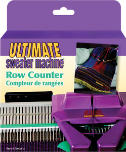 American Bond 20064 Row Counter for U.S.M. Knitting Machine, Keep track of where you are on design graphs for knitting on the Ultimate Sweater Machine