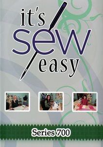 78755: Angela Wolf ISE700 It's Sew Easy - Series 700, 13 Videos