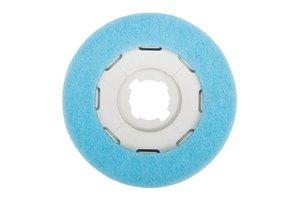 Sebo Kit 3230ER00 DISCO Floor Pad (blue), for waxed and soft-coated floors