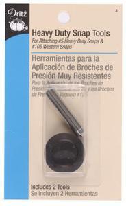 Dritz D3 Heavy Duty Tools for #5HD & #105 Western Snaps