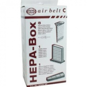 HEPA Service Box - C series, (5 pc. ctn.)