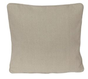 66849: Creature Comforts CC12222O EB12222-OAT Easy as 1-2-3 Embroidery Oatmeal Pillow 14x14""