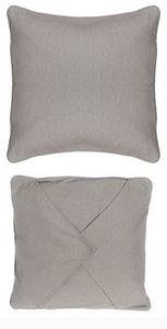 Embroidery Buddy EB12222-GRY CC12222G 13″ Blank Pillow, Insert Form, Grey, Easy As 1-2-3