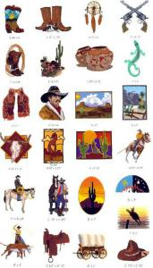 Singer 388125 Smart Media 5012 Southwestern Designs Embroidery Card for Quantum XL5000, XL6000