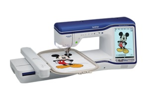 Brother XV8550D Dream Machine 2 for Embroidery Quilting Sewing Crafting