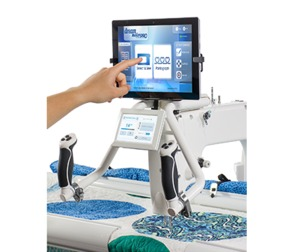 79466: Brother SAQCDMPRO Dream Quilt Motion PRO Software, Robotics Quilting Automation