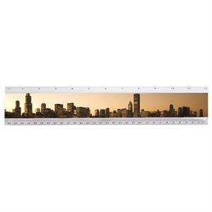 1225 Snap-In Insert Acrylic Ruler 12x1-3/8""