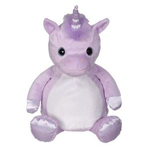 Embroider Buddy EB41098 Violette Unicorn Buddy Embroidery Blank with Stuffing