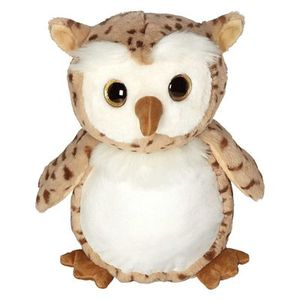Embroider Buddy EB21099 Oberon Owl Buddy Embroidery Blank with Stuffing