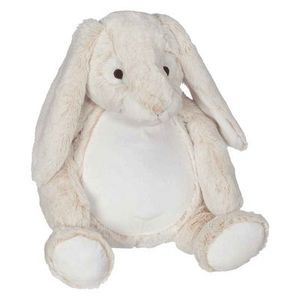 "79737: Embroider Buddy EB21095 22"" JUMBO Bella Bunny Buddy Embroidery Blank with Stuffing"