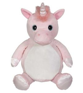 """Embroider Buddy EB41092 Whimsy 16"""" Unicorn Buddy Embroidery Blank with Stuffing"""