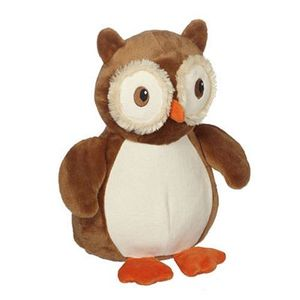 Embroider Buddy EB31090 Okie The Owl Embroidery Blank with Stuffing