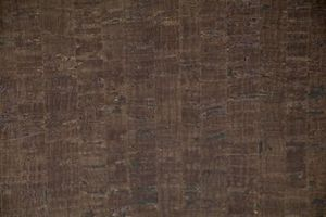 Eversewn VL15BR1 Brown Cork Fabric 1 Yard Roll x 27''