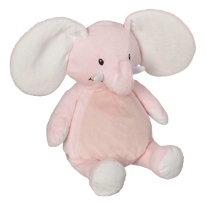 Embroider Buddy CC21090 Ellie Elephant 16 Inch Embroidery Blank +Stuffing