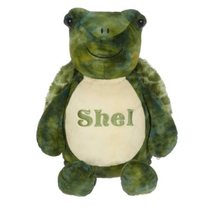Embroider Buddy EB51096 Shel Turtle 16 inch Embroidery Blank with Stuffing