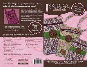 Pickle Pie Designs PPD20 Sew Trendy Collection