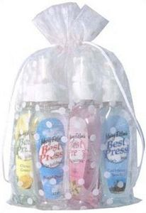 81889: Mary Ellen MES60070 Best Press Gems Clear Starch, Choose from 9 Fragrances