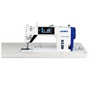 J-150QVP, Juki, DDL-9000CFMS, DDL-9000C-FMS , Digital, Lock, stitch, Industrial, Sewing, Machine, with, Table, Top, Stand