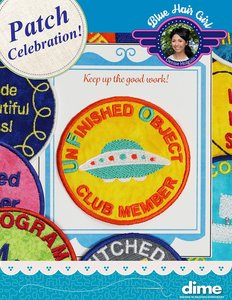 "82028: DIME PC1001 Patch Celebration CD Collection, 12x3"" Embroidery Designs"