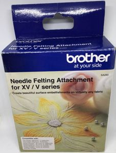 Brother SA280 Needle Felting Attachment for XV and V Series Machines