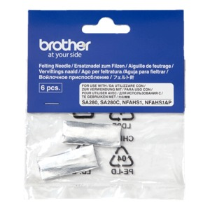 82129: Brother SA281 Replacement Felting Needle for V Series Attachment