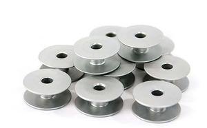 Brother SAQCDMBB Set of 10 M Class Aluminum Bobbins for DQLT15 Quilter