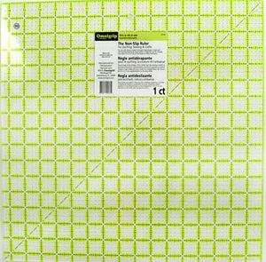 Omnigrid OGRN165 Omnigrip 16.5in Square Ruler for Rotary Cutters