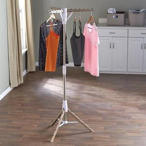 Household Essentials 5059-1 Collapsible Indoor Clothes Rack Dryer