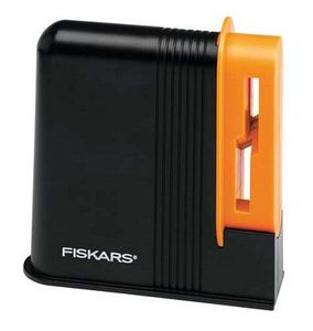 Fiskars F98617 Desktop Sew Sharp Ceramic Rod Sharpener for Scissors